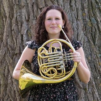 Isabelle Roelofs geeft trompetles in de buurt van Rotterdam