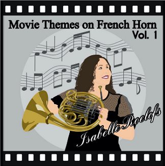 Movie Themes on French Horn, Vol. 1
