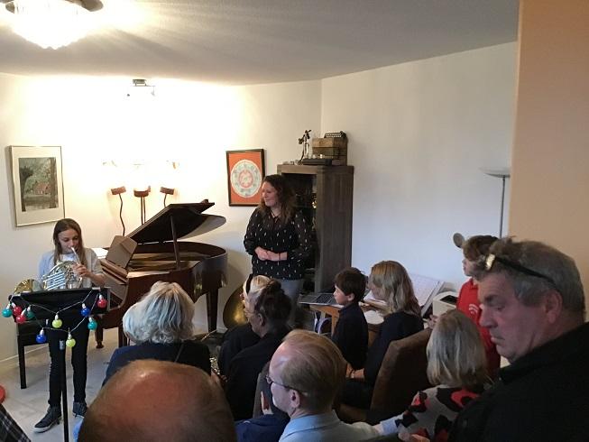Voorspeelmiddag BelleMusique 2019